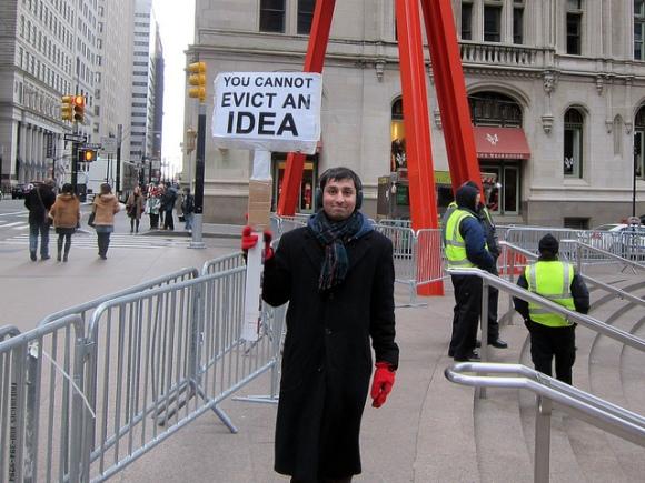 You Cannot Evict an Idea